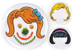 platos para niños