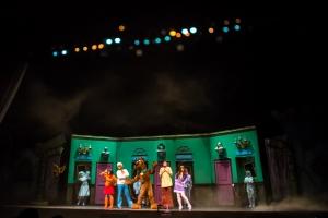 Espectáculo Scooby Doo en la Warner