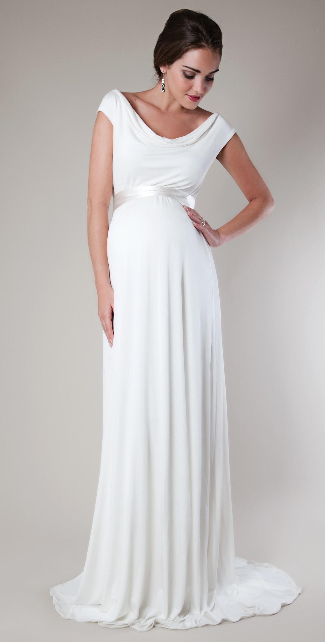 a69b5d196 vestido de novia premamá vestido novia embarazada vestido novia embarazada  ...