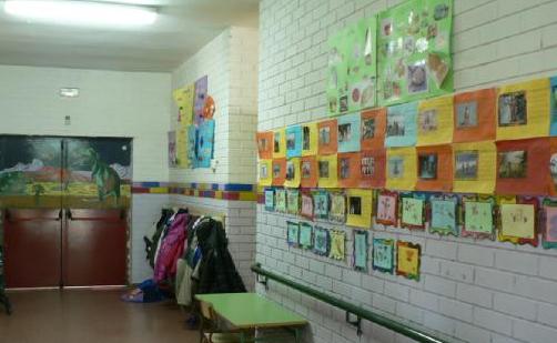 Escuela infantil archivos espacio de crianza - Decorar un rincon del salon ...