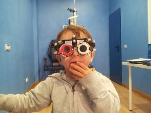 hipermetropía niños