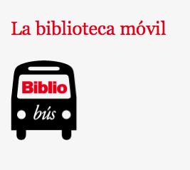 bibliobús leganés