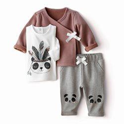 ropa invierno bebé